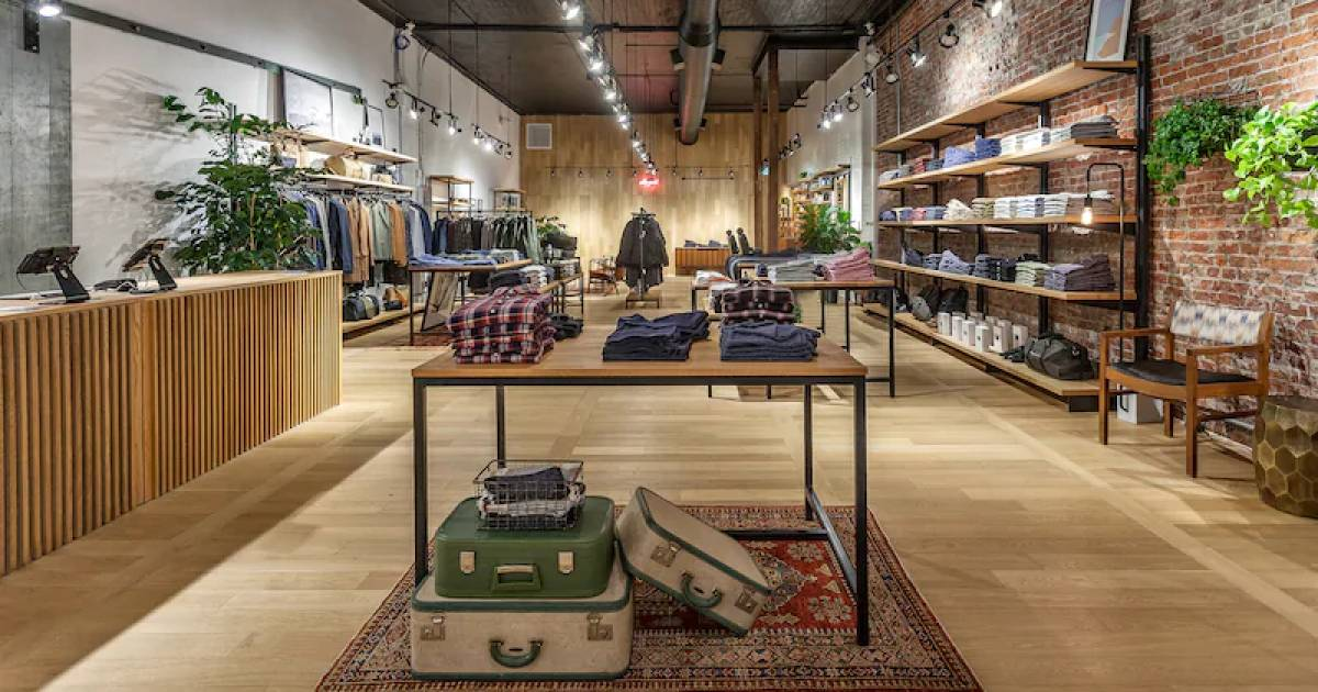 Frank and Oak filing for bankruptcy protection while...
