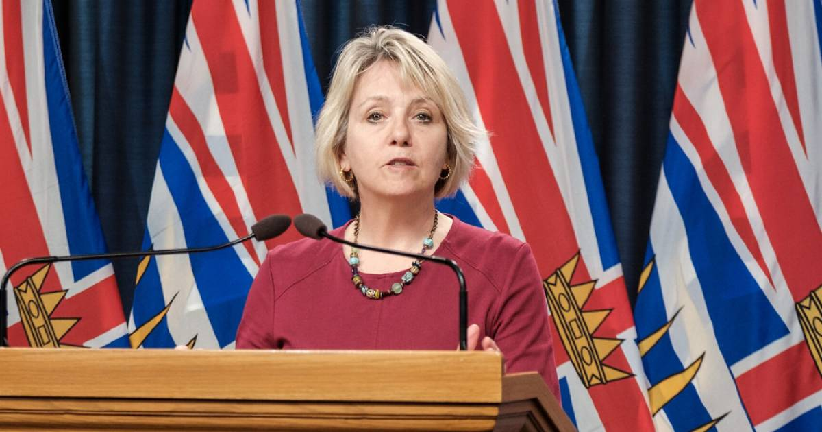 COVID-19 in B.C.: Five more schools, new healthcare outbreak, hospitalized cases stabilizing, and more