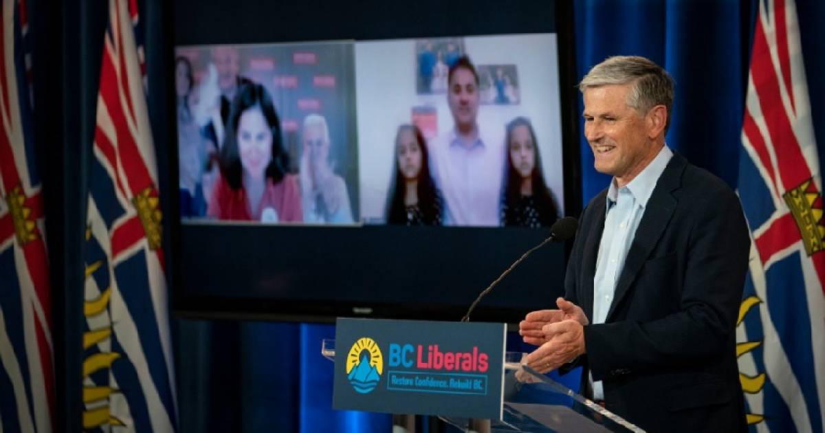 Martyn Brown: In B.C.'s election of duelling blackguards, Andrew Wilkinson is the worst