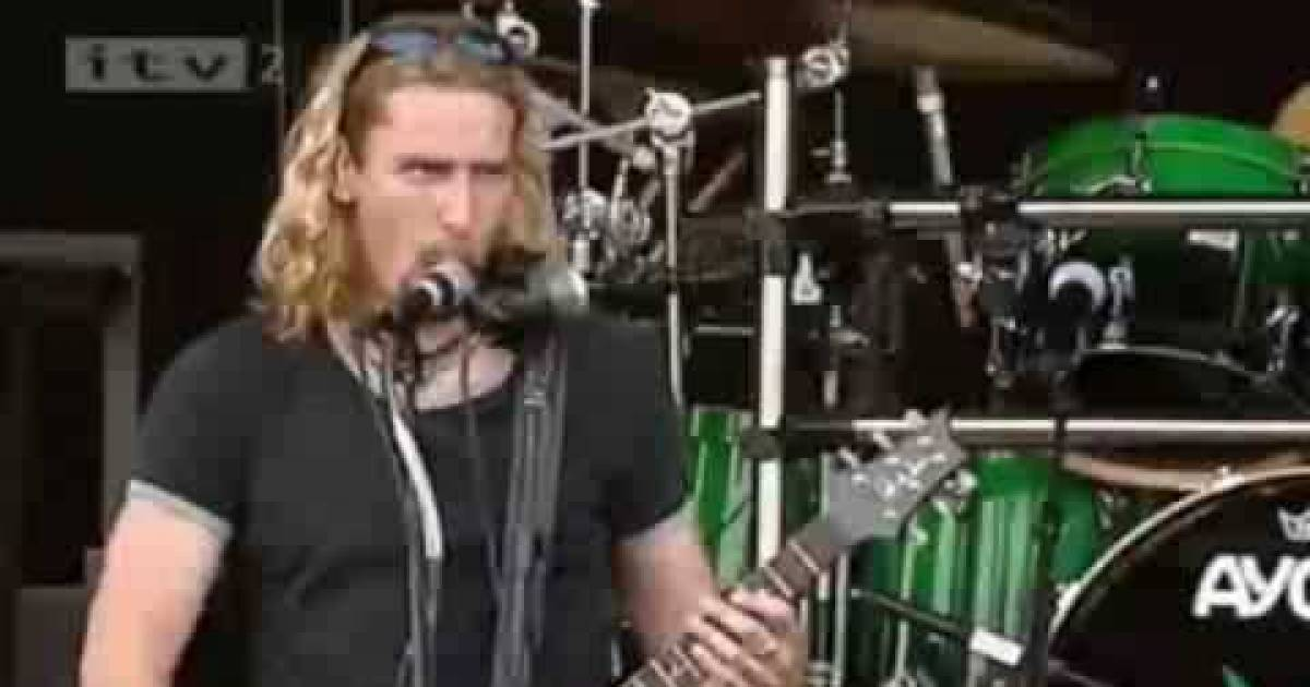 18 years ago today: Nickelback plays the Coliseum on its Silver Side Up Tour, Chad Kroeger says it's nice to be home