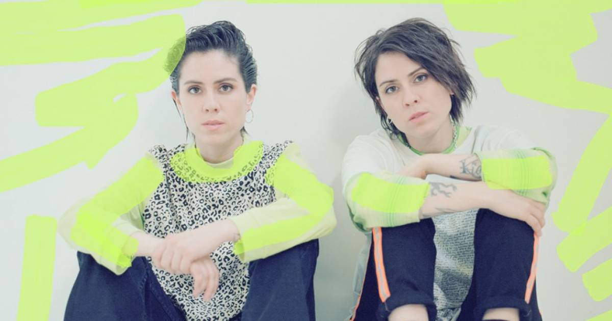 Tegan and Sara among all-star lineup of high-profile authors at this week's Vancouver Writers Fest