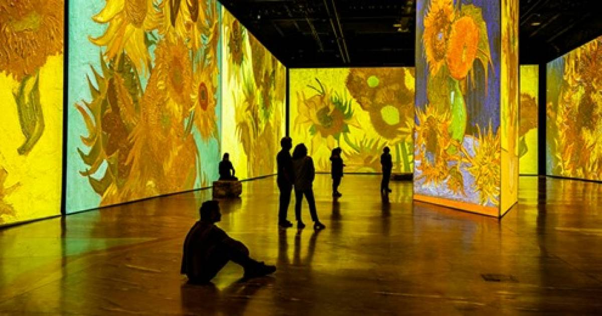 Imagine Van Gogh comes to Vancouver in February