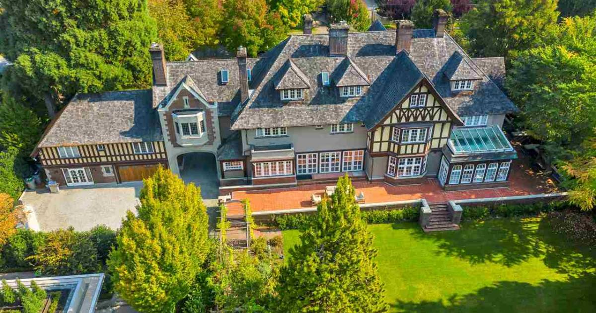 Vancouver real estate: built by liquor baron and restored by billionaire, -million Rosemary Estate awaits new earl – Straight.com