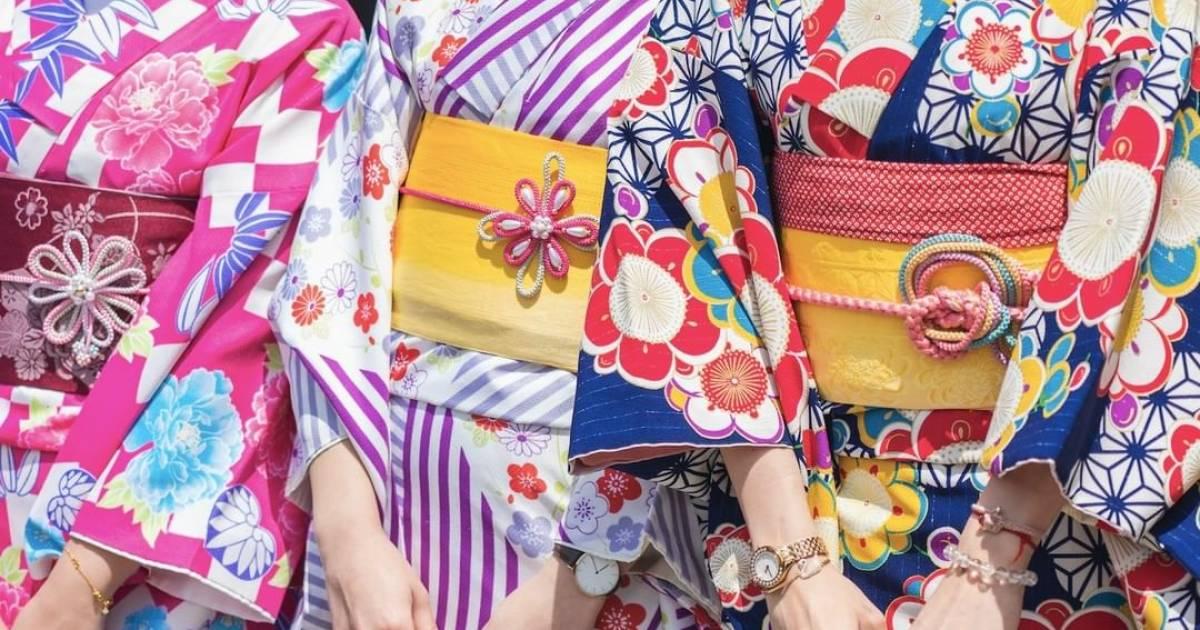Vancouver Japanese Canadian organization honours Hinamatsuri (Girl's Day) with vintage kimono sashes