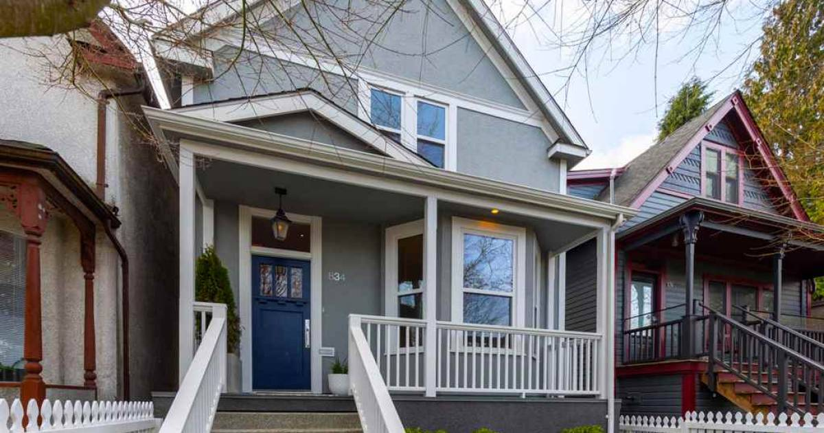 Vancouver real estate: Strathcona house prices increase amid bidding wars while homeless camp in park