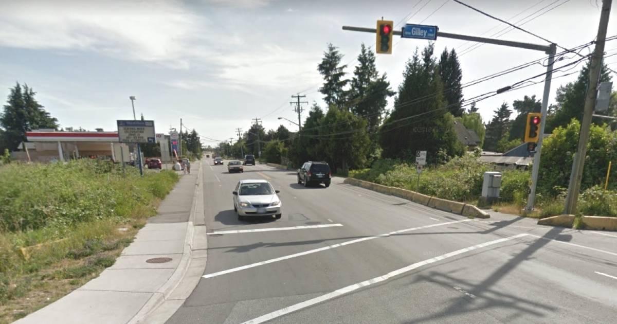 Update: Richmond RCMP arrest man allegedly pointing firearm at bailiffs in East Richmond