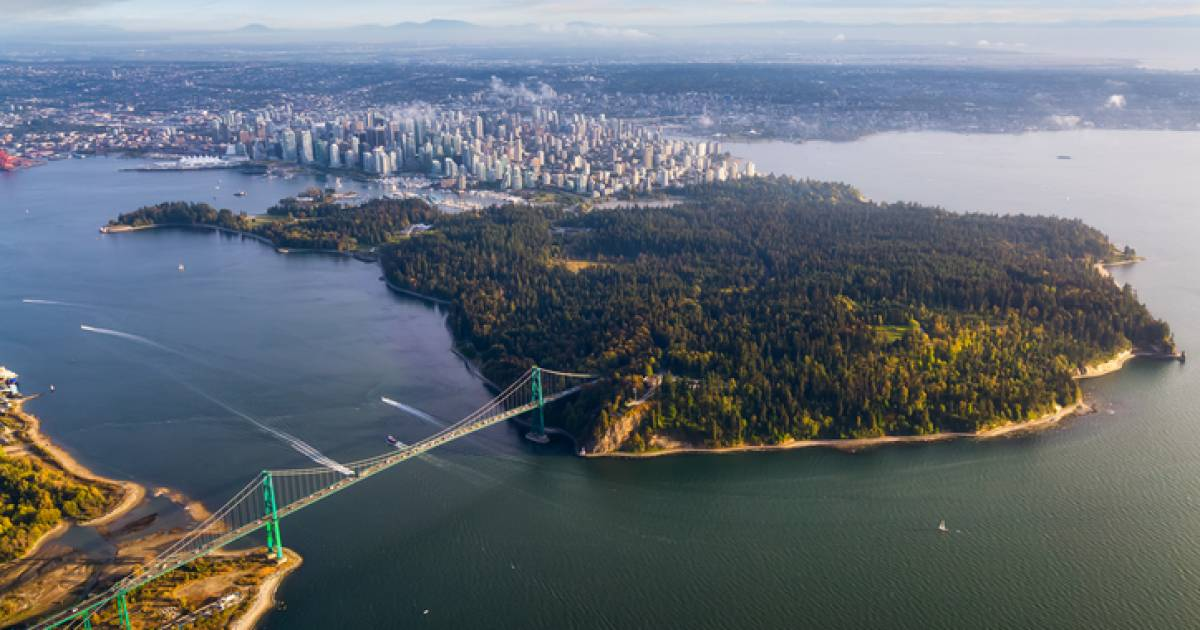"""Vancouver park board to restrict overnight access to Stanley Park due to """"extreme"""" fire risk"""