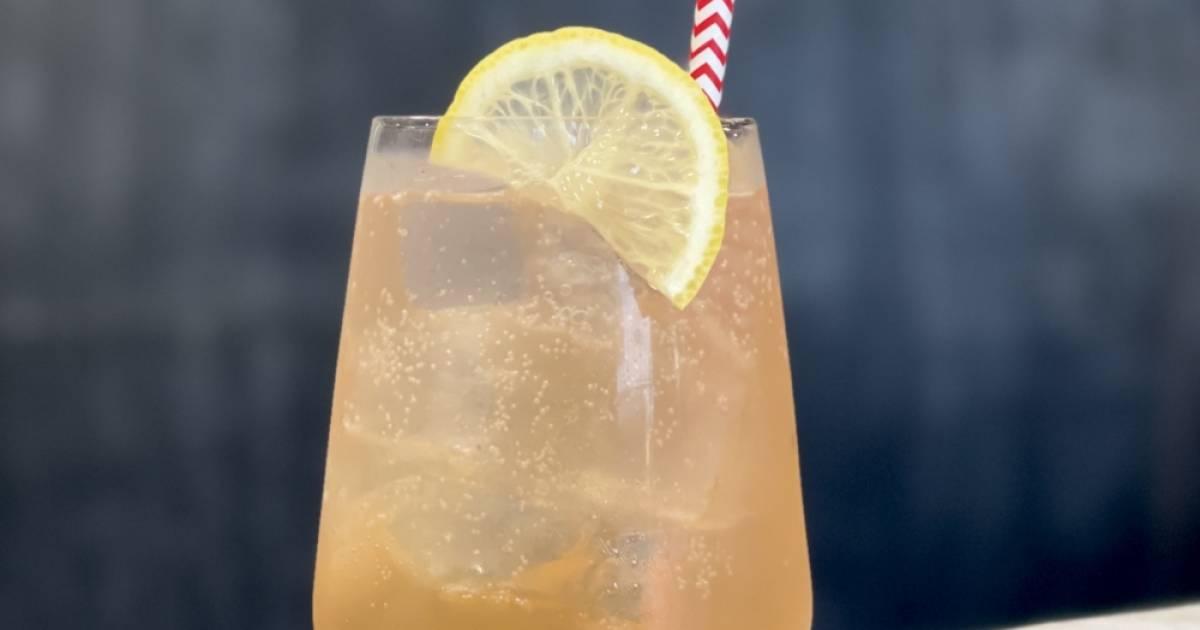 B.C. cocktail recipe: Okanagan Crush Pad Summerland Sling