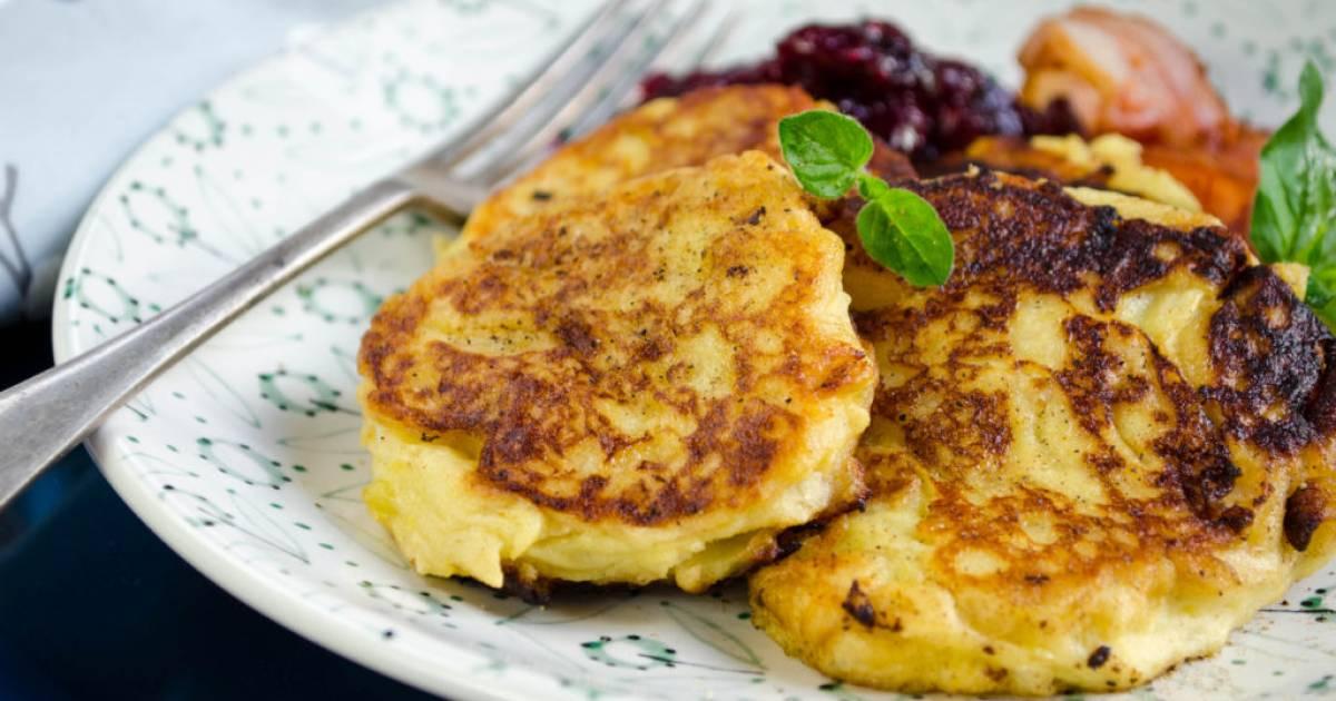 Brunch recipe: How to make potatisbullar, or Swedish potato cakes