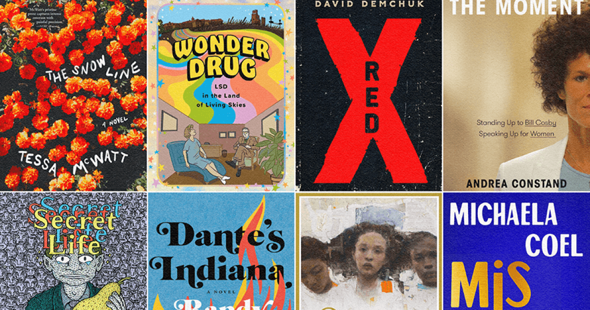 The 15 best new books to read this fall