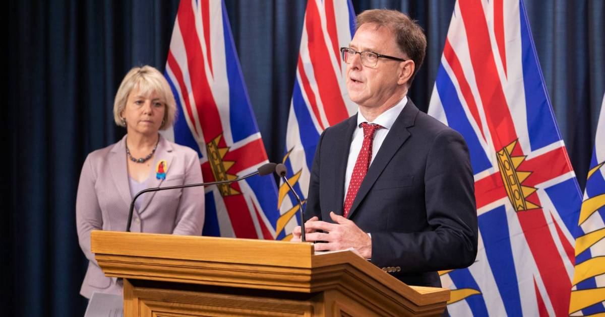 COVID-19 in B.C.: 26 new deaths and 1,846 new cases over three days