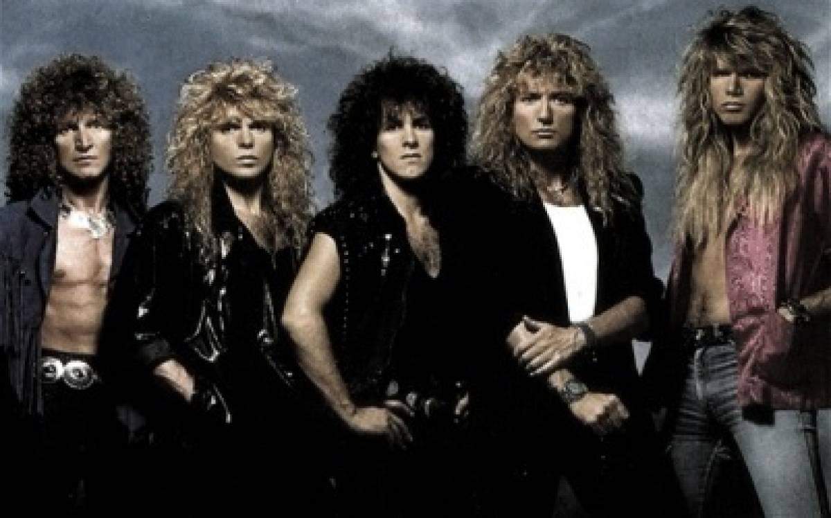 30 years ago today: Whitesnake...