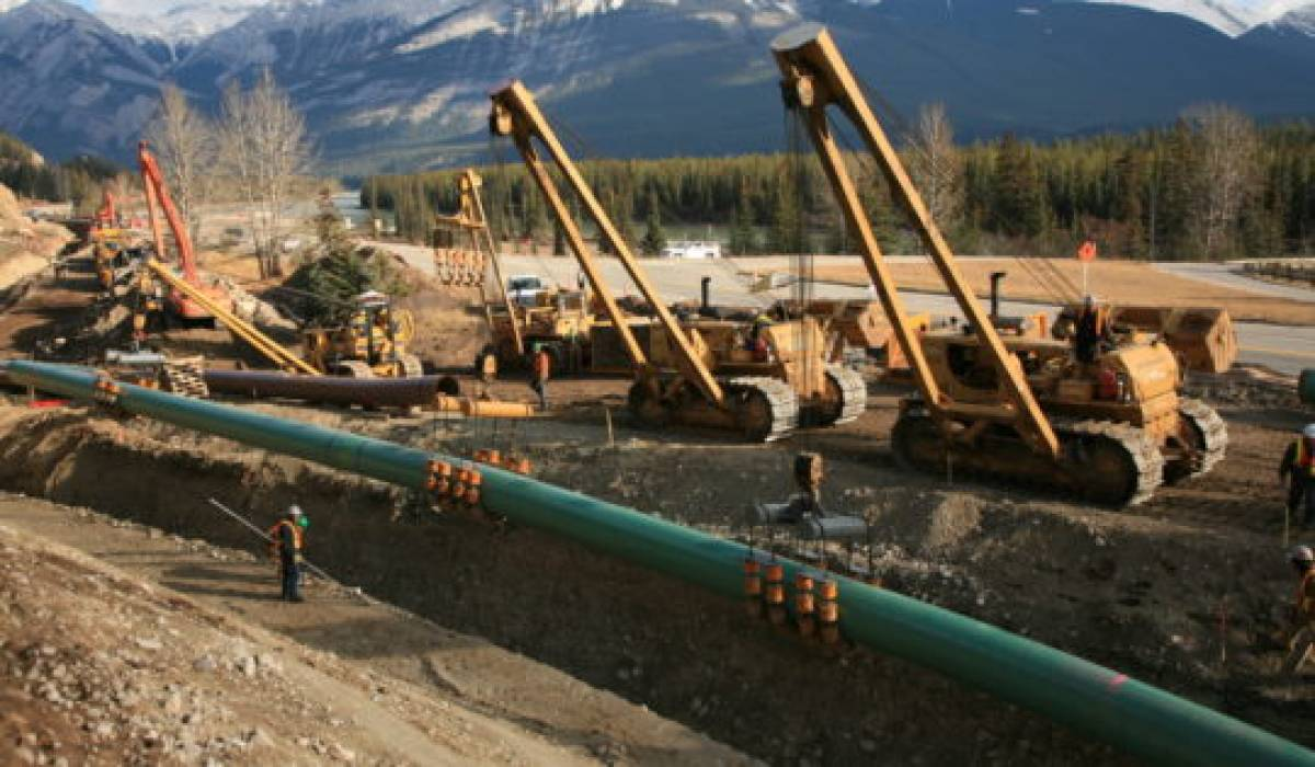 Conservatives and Liberals support the Trans Mountain pipeline expansion, which will result in a massive increase in oil-tanker traffic in Burrard Inlet.