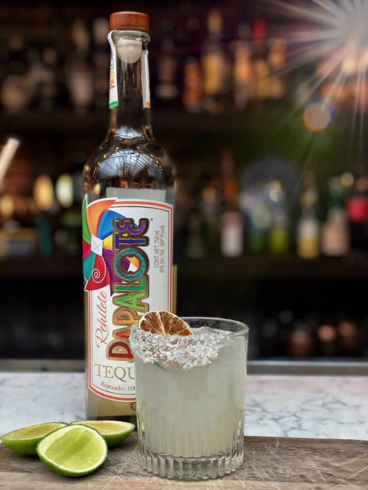 </p> <p>Papalote Reposado is one of the great building blocks of a Tommy's Margarita.</p> <p>