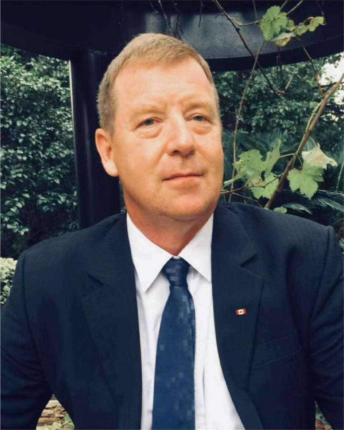Greg Corry, head of Chaoyin International School.