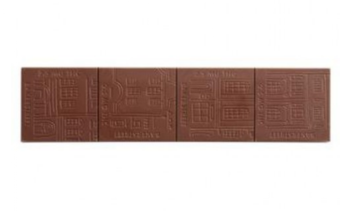 Bakerstreet Peppermint Milk Chocolate Bar