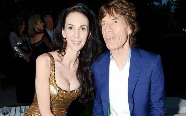 Wife mick jaggers Mick Jagger's