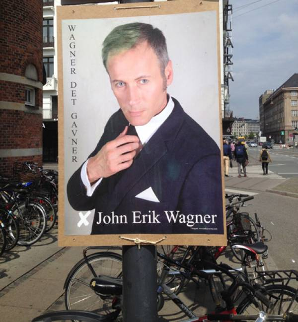 Meet The Danish Politician Who Is Posing Naked To Attract