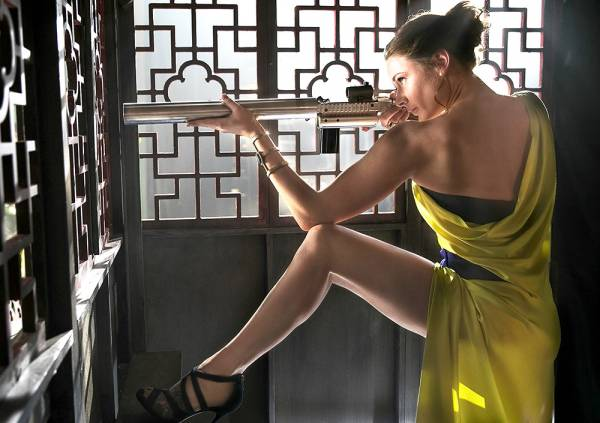 Mission Impossible Rogue Nation Star Rebecca Ferguson Unfazed By Fame Georgia Straight Vancouver S News Entertainment Weekly
