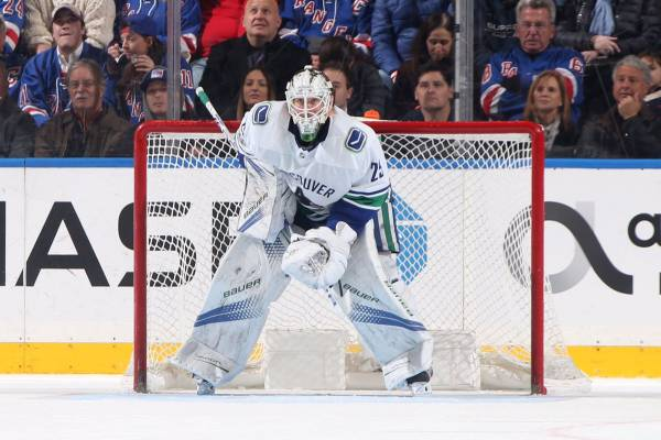 Vancouver Canucks Goaltender Jacob Markstrom Named To Nhl All Star Game Georgia Straight Vancouver S News Entertainment Weekly
