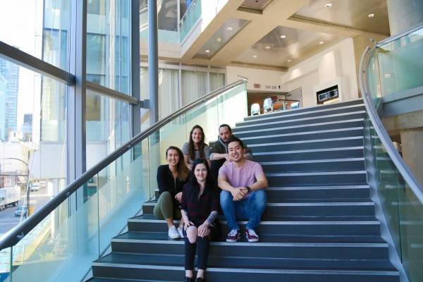 Job Opportunities Await Grads Of Bcit S New Media Design And Web Development Diploma Program Georgia Straight Vancouver S News Entertainment Weekly