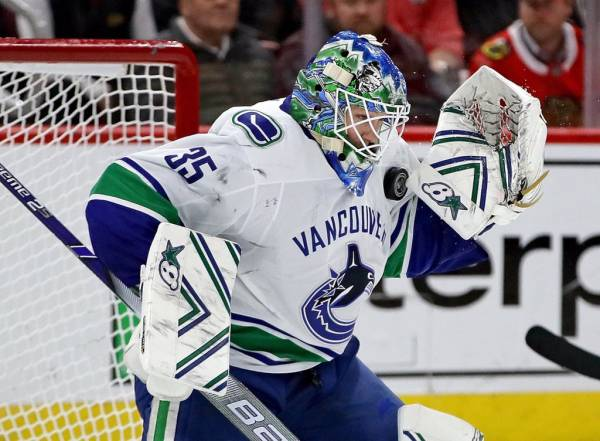 With Jacob Markstrom Out Thatcher Demko To Get First Start Of The Season For Vancouver Canucks Georgia Straight Vancouver S News Entertainment Weekly