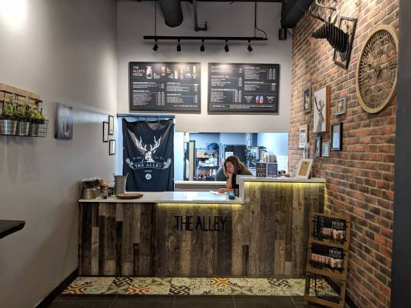 Photos A Sneak Peek Inside Taiwanese Bubble Tea Chain The Alley In Downtown Vancouver Georgia Straight Vancouver S News Entertainment Weekly