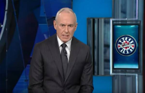 Video Ron Maclean Unpacks His Heart On Hockey Night In Canada As He Talks About Don Cherry Georgia Straight Vancouver S News Entertainment Weekly