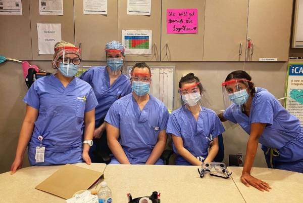 Former Bcit Students Make Thousands Of Ppe Items At Home For Local Health Care Workers Georgia Straight Vancouver S News Entertainment Weekly