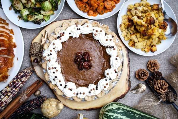 B.C. dessert recipe: Railtown Catering's Thanksgiving pumpkin pie with Chantilly cream